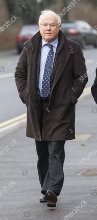 Editorial photo of David Brudenell-Bruce Assault Trial, Salisbury Magistrates Court, Wiltshire, Britain - 24 Jan 2013