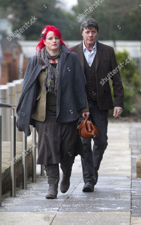 Editorial photo of David Brudenell-Bruce Assault Trial, Salisbury Magistrates Court, Wiltshire, Britain - 24 Jan 2013