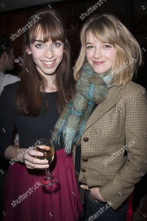 Editorial photo of 'The Turn of the Screw' play press night after party, London, Britain - 24 Jan 2013