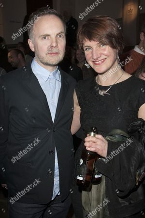Editorial picture of 'The Turn of the Screw' play press night after party, London, Britain - 24 Jan 2013