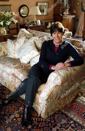 Editorial photo of Josceline Dimbleby - Author Of ' A Profound Secret ' London...u.k.