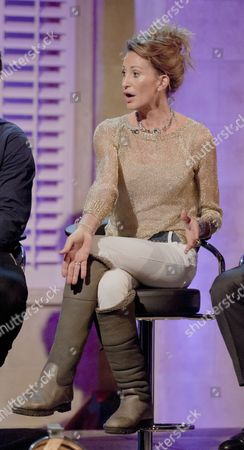 Editorial image of 'The Alan Titchmarsh Show' TV Programme, London, Britain - 24 Jan 2013