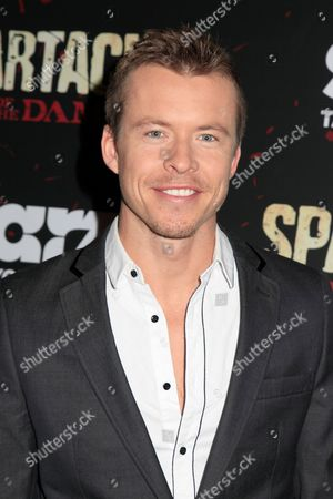 Stock Picture of Todd Lasance