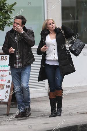 Shane Filan and wife Gillian Filan