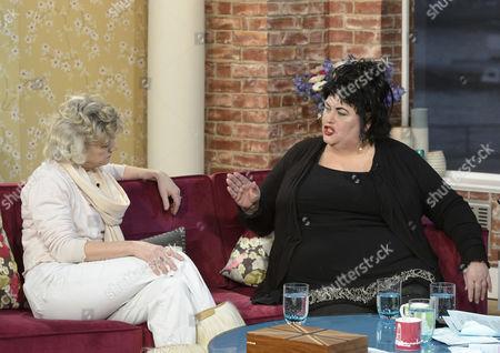 Editorial photo of 'This Morning' TV Programme, London, Britain - 25 Jan 2013