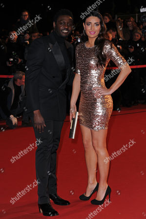Editorial photo of NRJ Music Awards 2013, Cannes, France - 26 Jan 2013
