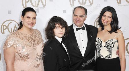 Bob Weinstein, family
