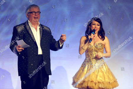 Editorial image of 'Celebrities on Ice' Show Rehearsals, Peterborough Arena, Britain - 27 Jan 2013