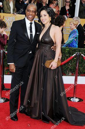 Keith Powell and Jill Knox