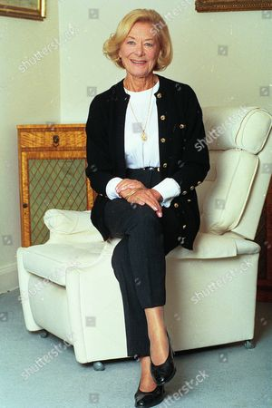 Mrs Valerie James. She Is The Widow Of Sid James.
