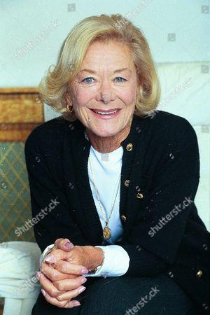 Mrs Valerie James Widow Of The Actor Sid James.