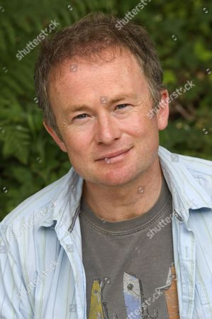 Editorial image of Toby Buckland on his smallholding in Exeter, Devon, Britain - 13 Jul 2011