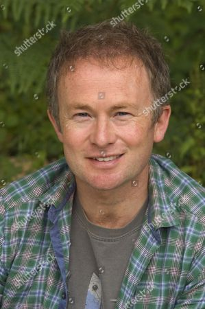 Editorial photo of Toby Buckland on his smallholding in Exeter, Devon, Britain - 13 Jul 2011