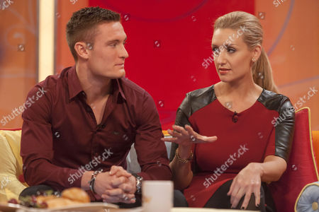 Editorial image of 'Lorraine Live' TV Programme, London, Britain - 29 Jan 2013