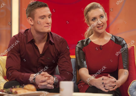 Catherine Tyldesley with boyfriend, personal trainer Sam Witter