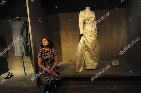 Editorial picture of Lady Jill Ritblatt fashion collection, Design Museum, London, Britain - 29 Jan 2013