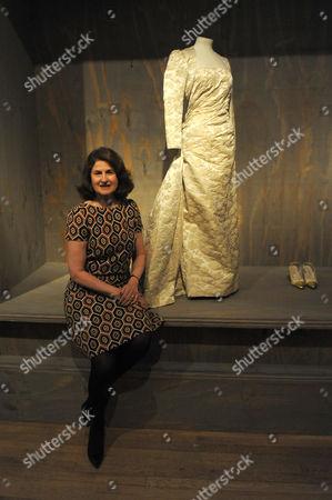 Editorial image of Lady Jill Ritblatt fashion collection, Design Museum, London, Britain - 29 Jan 2013