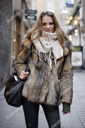 Editorial image of Street Style, London - Jan 2013