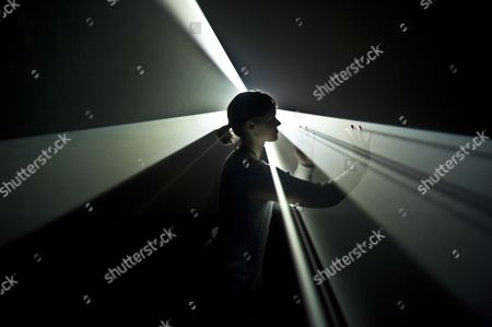 Editorial image of 'Light Show' exhibition, Hayward Gallery, London, Britain - 29 Jan 2013
