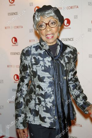 Editorial image of 'Betty and Coretta'  film premiere, New York, America - 28 Jan 2013