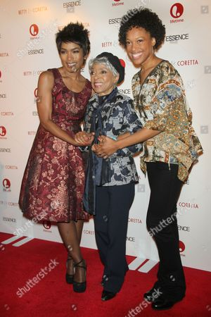 Editorial picture of 'Betty and Coretta'  film premiere, New York, America - 28 Jan 2013