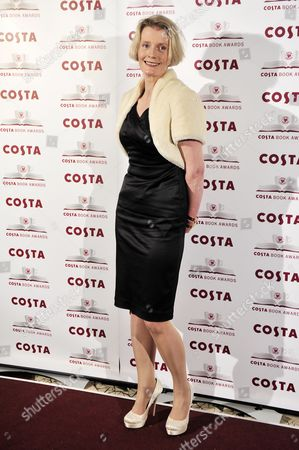 Editorial picture of Costa Book Awards, London, Britain - 29 Jan 2013