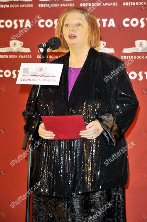 Editorial photo of Costa Book Awards, London, Britain - 29 Jan 2013