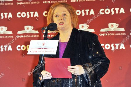 Editorial image of Costa Book Awards, London, Britain - 29 Jan 2013
