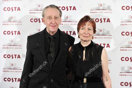 Bryan Talbot and Mary Talbot