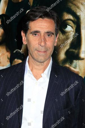 Stock Image of Alessandro Camon (Screenwriter)