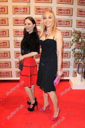 Naike Rivelli and Ornella Muti