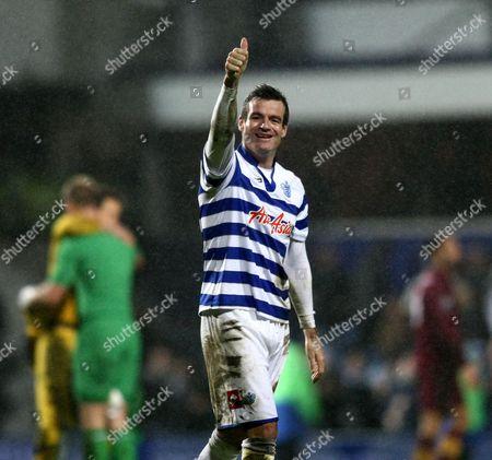 Queens Park Rangers' Ryan Nelsen