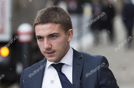 Editorial photo of Four footballers accused of sexual assault court case at the Old Bailey, London, Britain - 30 Jan 2013