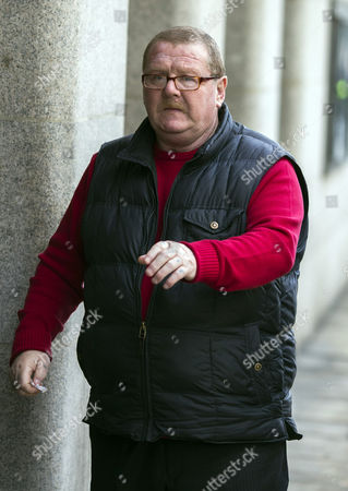 Tony McCluskie snr, father of former Eastenders actress Gemma McCluskie