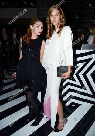 Editorial image of InStyle Best of British Talent party, London, Britain - 30 Jan 2013