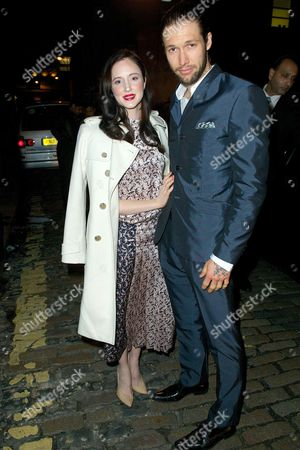 Editorial picture of Audi arrivals for InStyle Best of British Talent party, London, Britain - 30 Jan 2013