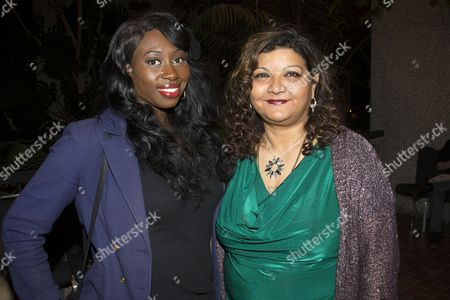 Bola Agbaje and Tanika Gupta