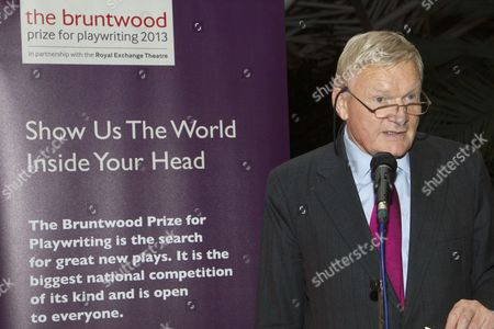 Editorial photo of 2013 Bruntwood Prize for Playwriting, London, Britain - 30 Jan 2013