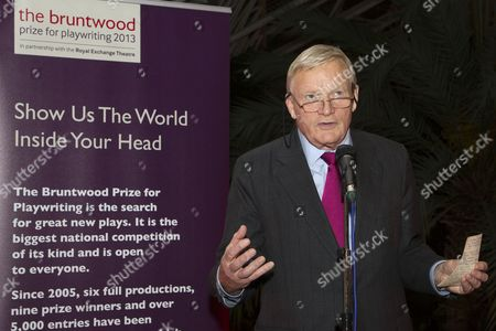 Stock Image of Bruntwood Chairman Michael Oglesby