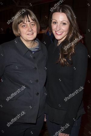 Sarah Frankcom and Suranne Jones