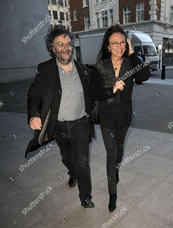 Jacqueline Bisset and Stephen Poliakoff