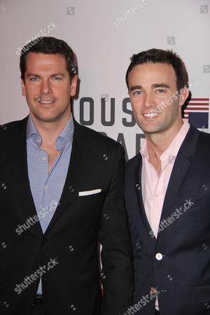 Thomas Roberts and Patrick Abner