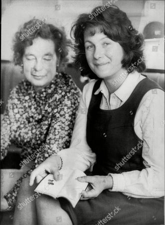 Mrs Joan Paton (mrs William Paton) (right) With Mother Mrs Jessie Phillips Abortion Story 1978: William Paton Of Liverpool United Kingdom Attempted To Stop His Separated Wife Joan From Undergoing An Abortion In The 1978 Case Paton V. Trustees Of British Pregnancy Advisory Service Trustees. A Judge Ruled In His Wife's Favour And Mr. Paton's Later Request For A Hearing Before The European Court Of Human Rights Was Also Denied.