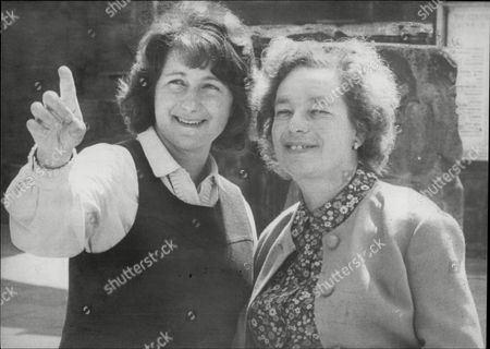 Mrs Joan Paton (mrs William Paton) (left) With Mother Mrs Jessie Phillips Abortion Story 1978: William Paton Of Liverpool United Kingdom Attempted To Stop His Separated Wife Joan From Undergoing An Abortion In The 1978 Case Paton V. Trustees Of British Pregnancy Advisory Service Trustees. A Judge Ruled In His Wife's Favour And Mr. Paton's Later Request For A Hearing Before The European Court Of Human Rights Was Also Denied.