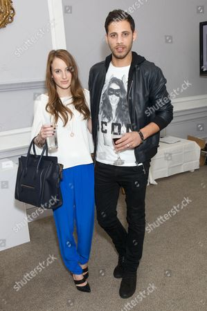 Rosie Fortescue and Matthew Holbrook