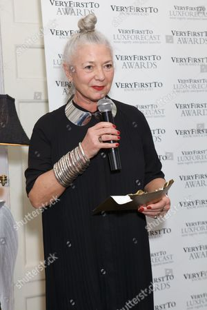 Editorial picture of VeryFirstTo Awards at No5 Cavendish Square, London, Britain - 09 Jan 2013