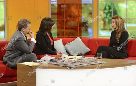 Editorial picture of 'Daybreak' TV Programme, London, Britain - 31 Jan 2013