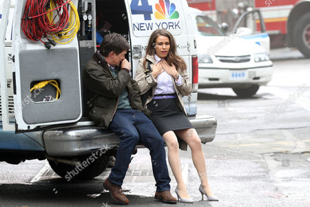 Michael J Fox and Ana Nogueira