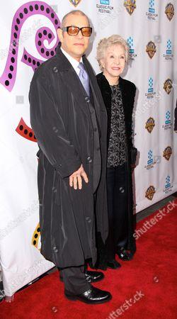 Michael York and Pat York