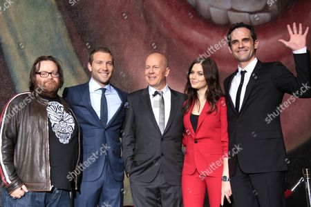 Editorial photo of 'A Good Day to Die Hard' film photocall, Los Angeles, America - 31 Jan 2013